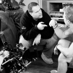 "Peter directing David in ""80 Lays"""